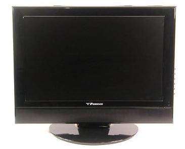 Phoenix  22 Inch LCD 12 volt TV with HD Tuner
