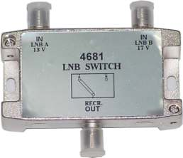 ClearView 13/17 Volt Satellite Switch-0
