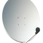 SatKing PH75R 75cm Offset Dish with Removeable Arm