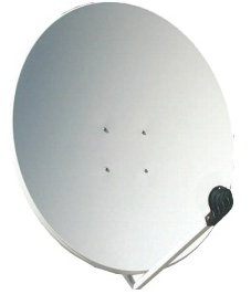 SatKing PH75R 75cm Offset Dish with Removeable Arm-0