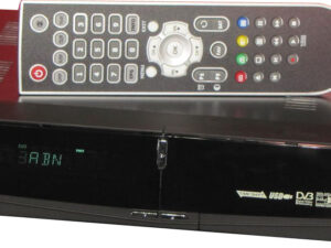 ClearView DSR118 Digital FTA Satellite Receiver MPEG2 and PVR