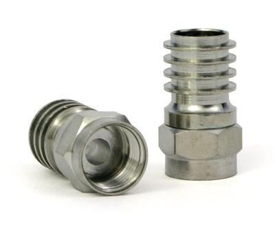 SatKing F Male RG59 Crimp Connector-0