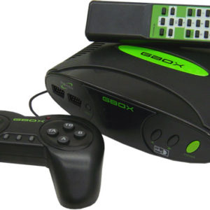 Gbox GB66 Diseqc and Stand Alone Positioner with 45 games built in!