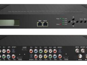 ClearView HD4102 Quad HD Mpeg2/4 Modulator