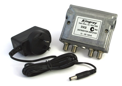 Kingray DW32 Distribution Amplifer-0