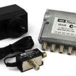 Kingray SA164F 4 Way Splitter Amplifer