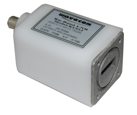 WaveCom 10700 LO 4 Screw Mounting LNB-0