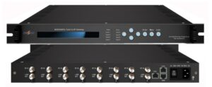 ClearView KR3805A 8 x DVBS2 to IP gateway