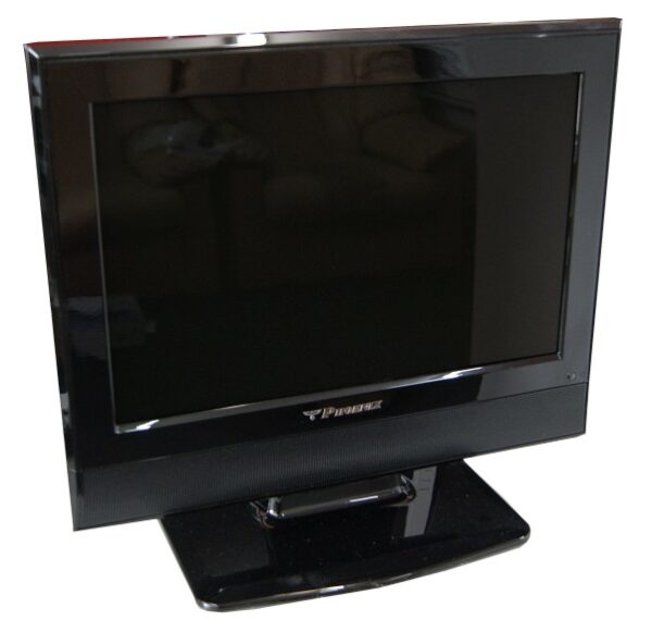 Phoeinx 15.4 inch LCD TV with DVD player. 12/240V-0