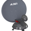 Alden Satlight 60cm Portable Automatic Dish System for Travelers-0