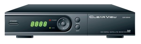 ClearView DSR1000HD MPEG·4 DVB·S2 H.264/AVC full HD1080p-0