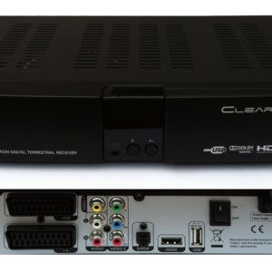 Special- 5 Sets of ClearView DTR2010HD Digital Terrestrial Mpeg4 Receiver