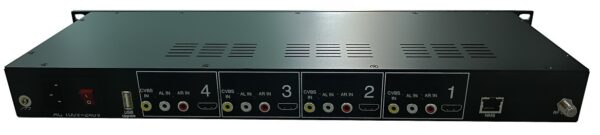 ClearView HD168B Low Cost Quad SD/HD MPEG4 DVBT Modulator-359