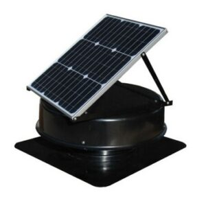 SolarKing Solar Roof Ventilation Exhaust Fan
