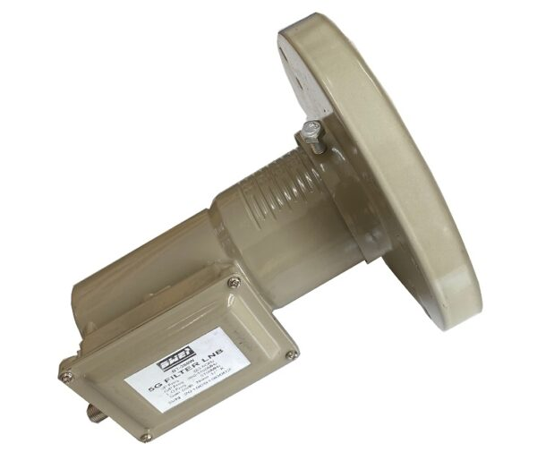 ClearView C Band LNBF with 5G filter 3.4 to 4.2GHz in-0