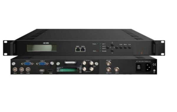 ClearView KR397C DVBS2 HD IRD 2 Tuners H264 and H265-0